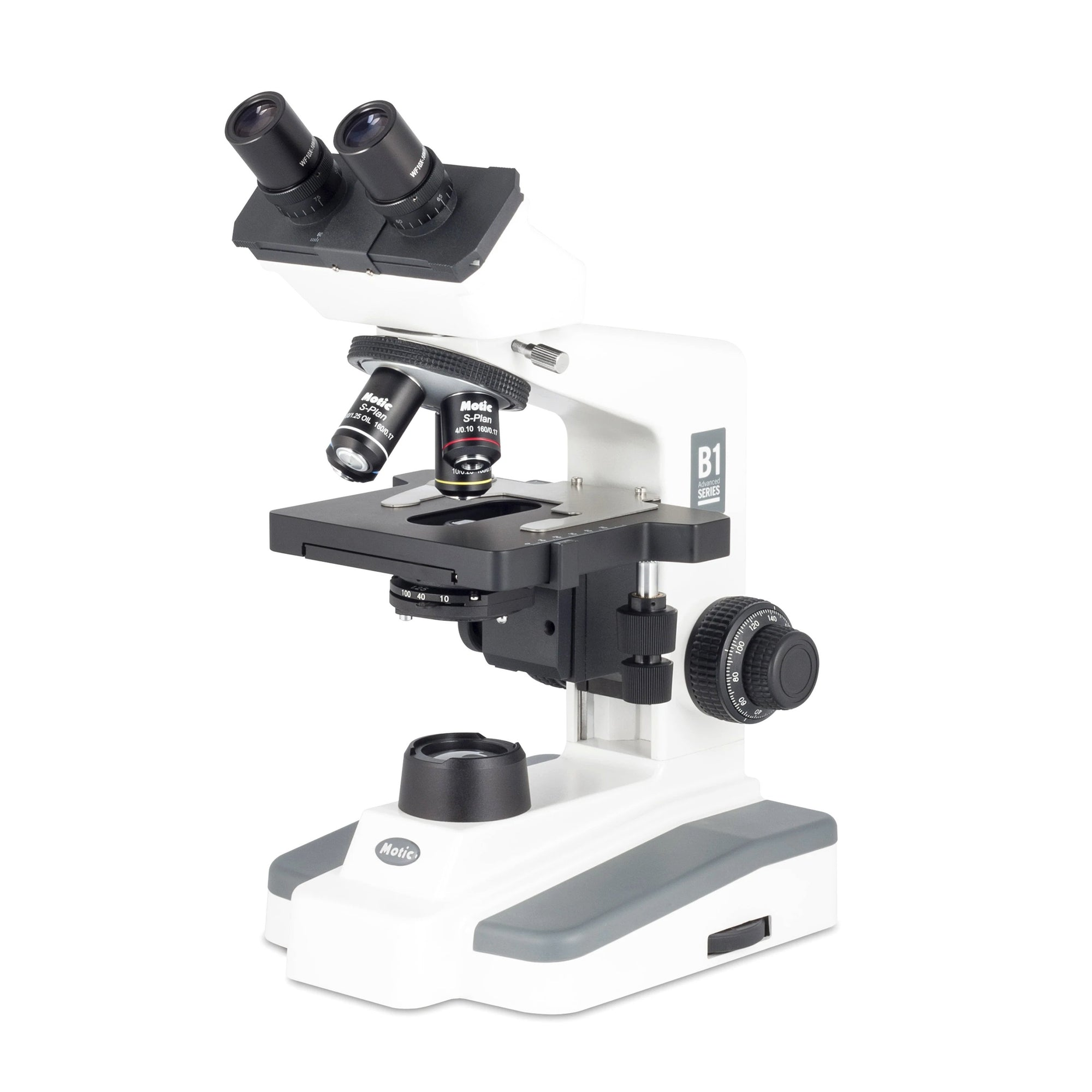 Motic B1 Series Binocular Microscopes