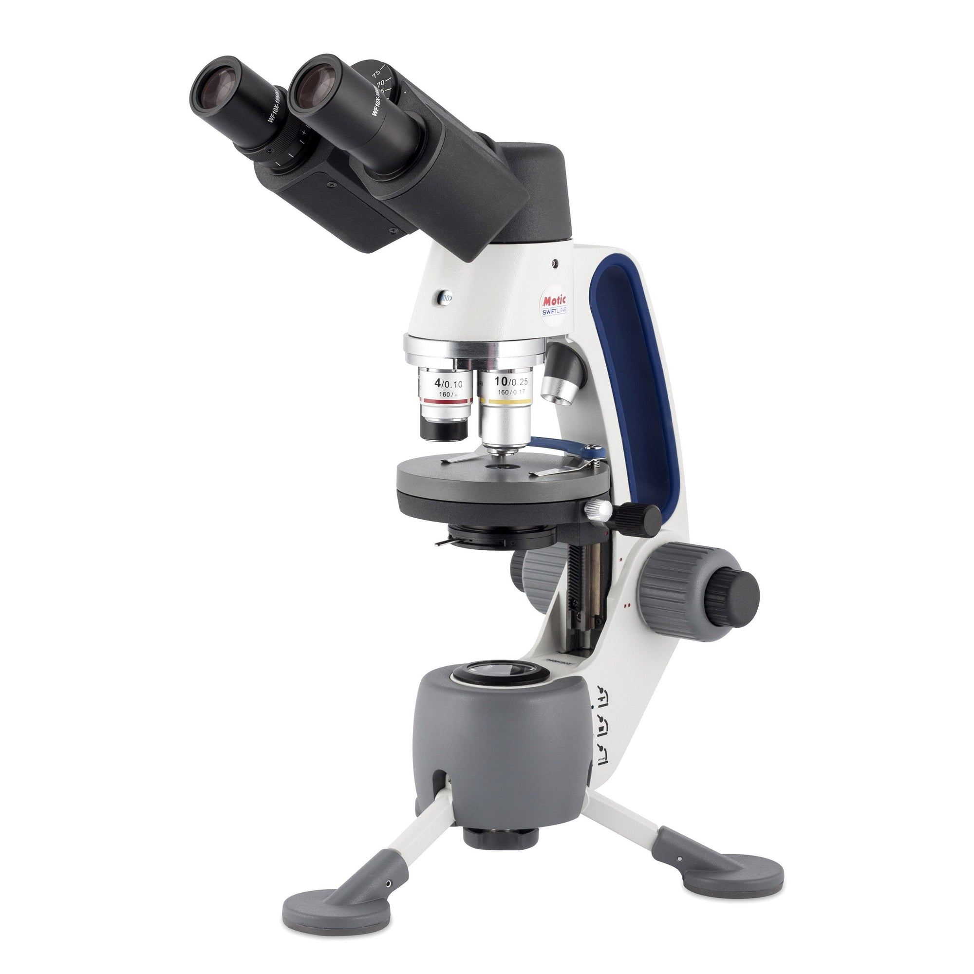 Motic SwiftLine Swift3H-B 1X-40X Binocular Microscope