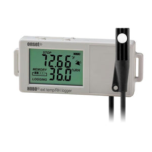 Onset HOBO Temperature / RH Data Logger