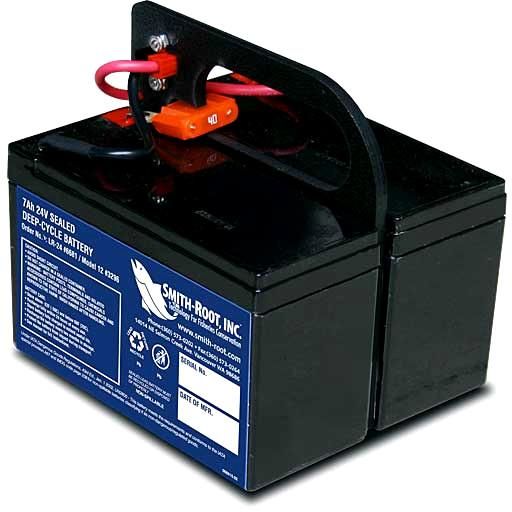 Smith-Root 24V 7AH Battery