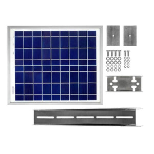 Solar Panels for Onset Stations