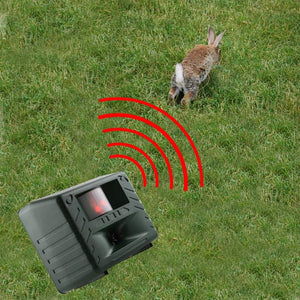 Bird-X Ultrasonic Pest Animal Repeller YardGard