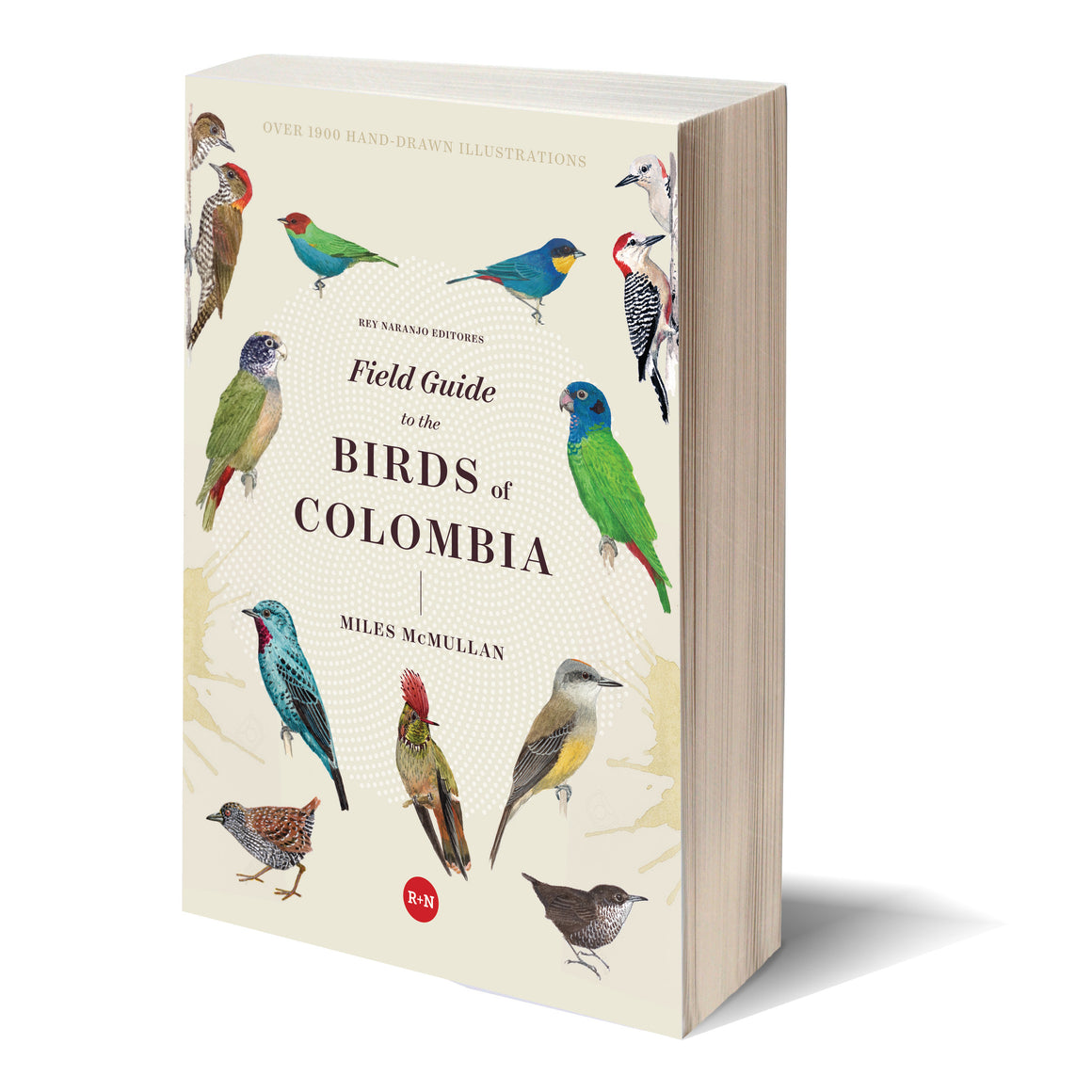 Field Guide to the Birds of Colombia, Third Edition. Pre-Order Now