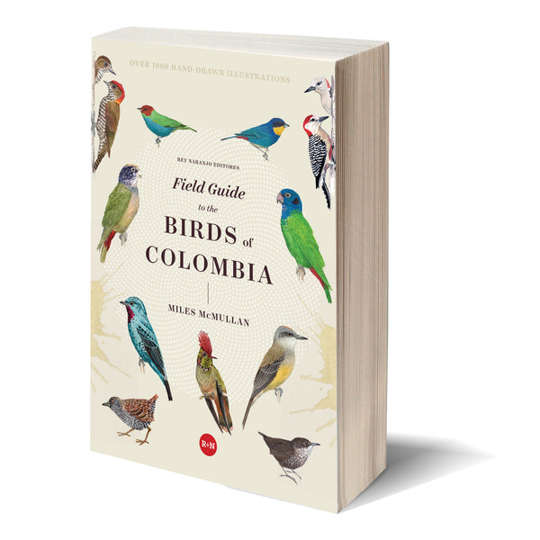A guide to the birds of colombia bioweb® colombia.