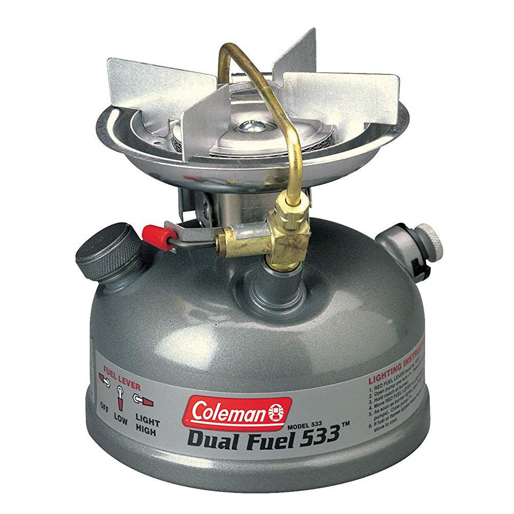 Coleman Guide Series® Compact Dual Fuel™ Stove
