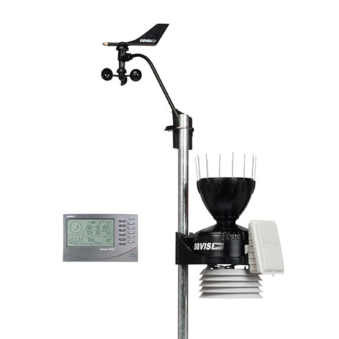 Weather Stations Davis Cabled Vantage Pro2