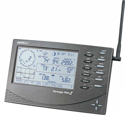 Weather Stations Davis Vantage Pro2