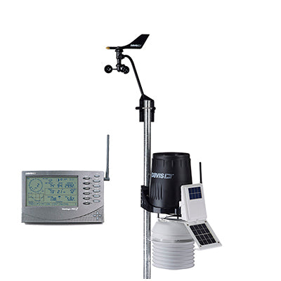 Weather Stations Davis Wireless Vantage Pro2 w/ 24-Hour Fan-Aspirated Radiation Shield