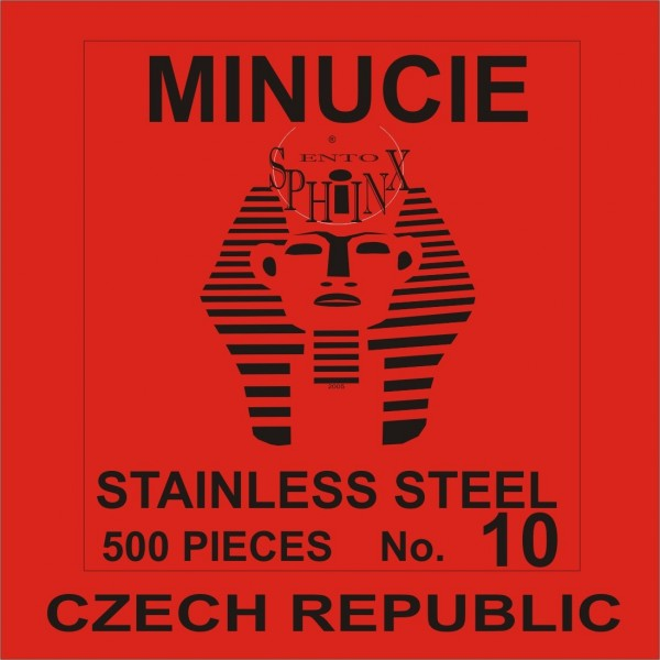 Minutens Stainless Steal
