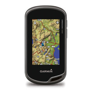 Garmin Serie Oregon 650 Handheld GPS Navigators