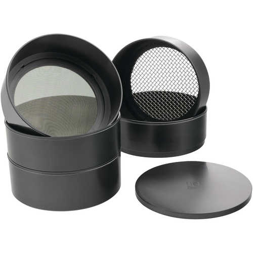 Hubbard Screen Sieve Set - 4 Sieves