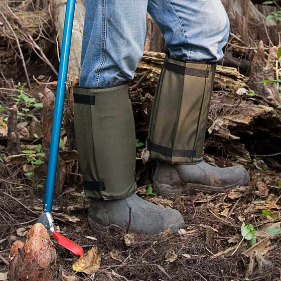 Rattlers® Scale Tech Snake Gaiters