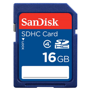 SanDisk® SDHC™/SDXC™ Memory Cards 4MB/s