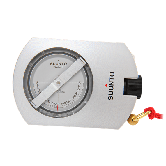 SUUNTO PM-5/360 PC Clinometer with Percent and Degree Scales
