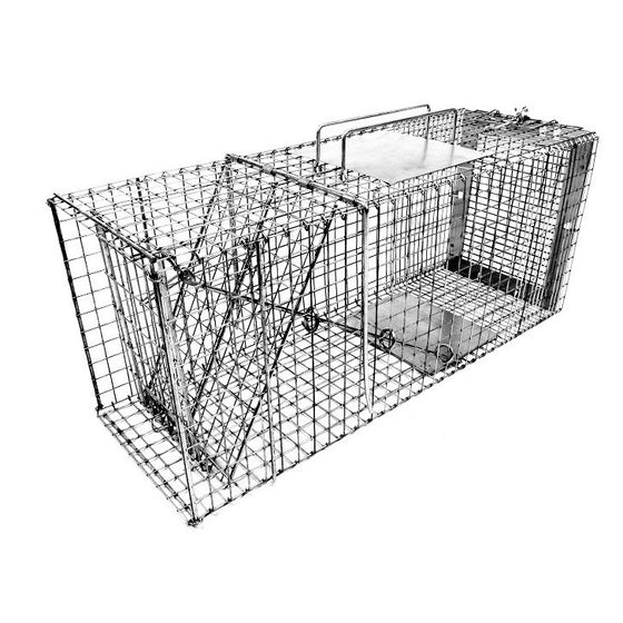 "Collapsible 30"" Cat Trap Designed by Neighborhood Cats Organization"