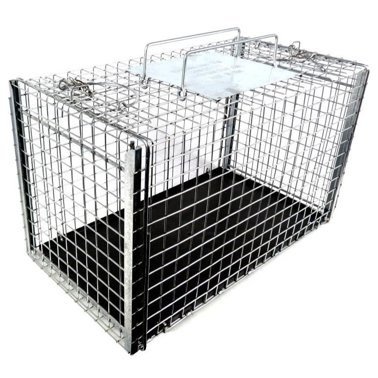 Tomahawk Two Door Transfer Cage