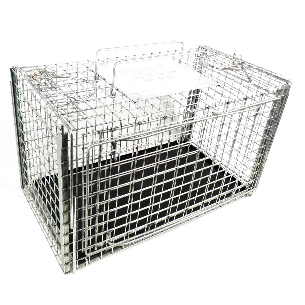 Tomahawk Squeeze Cages for Feral Cats