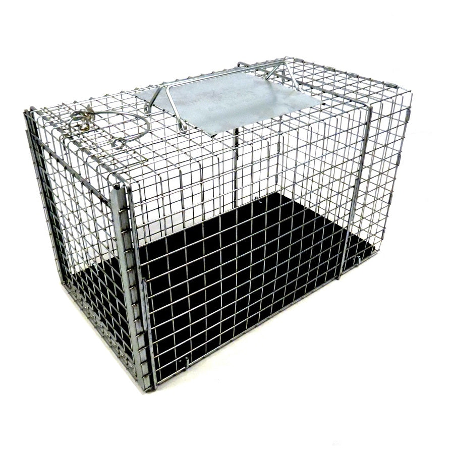 Tomahawk Cat Transfer Cage Designed by Neighborhood Cats Organization