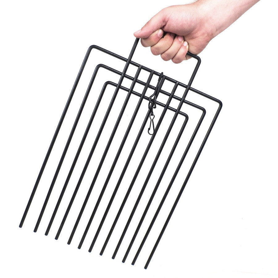 Tomahawk Feral Cat Trap Divider with Powder Coated Finish and Locking Clip