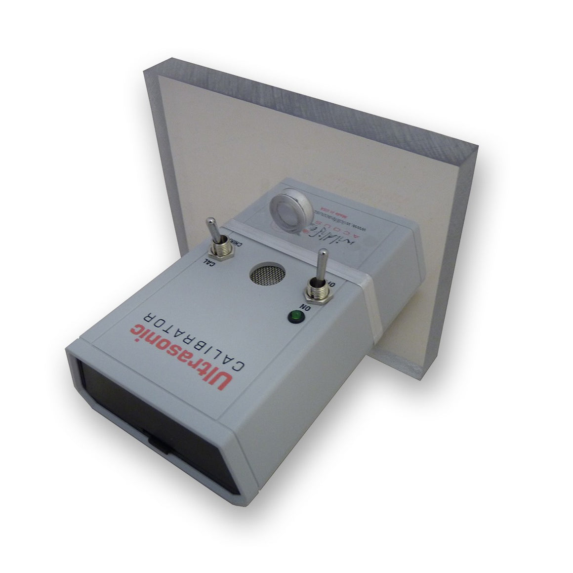 Ultrasonic Calibrator