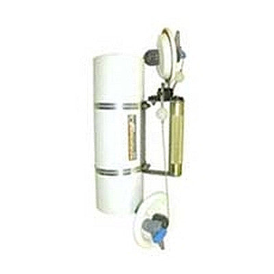Wildco Beta Plus Water Sampler Vertical PVC