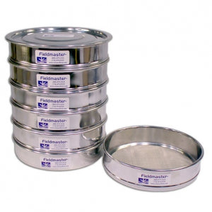 Stainless Steel Mesh Sieve Set - Salt Water Resistant