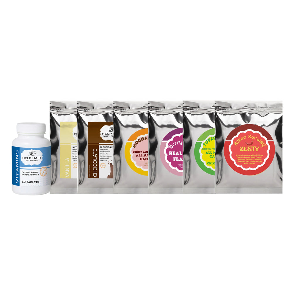 Help Hair Nutrition Bundle