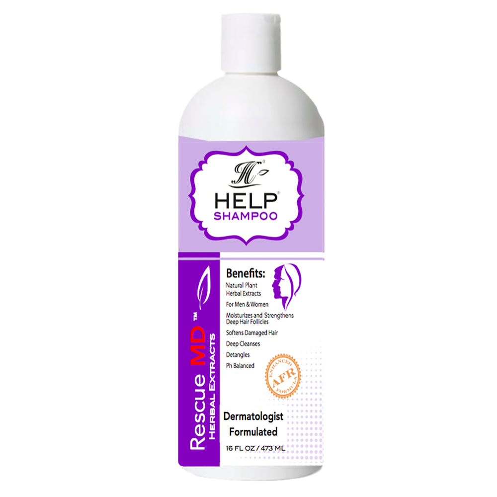 Help Hair Rescue MD Help Shampoo