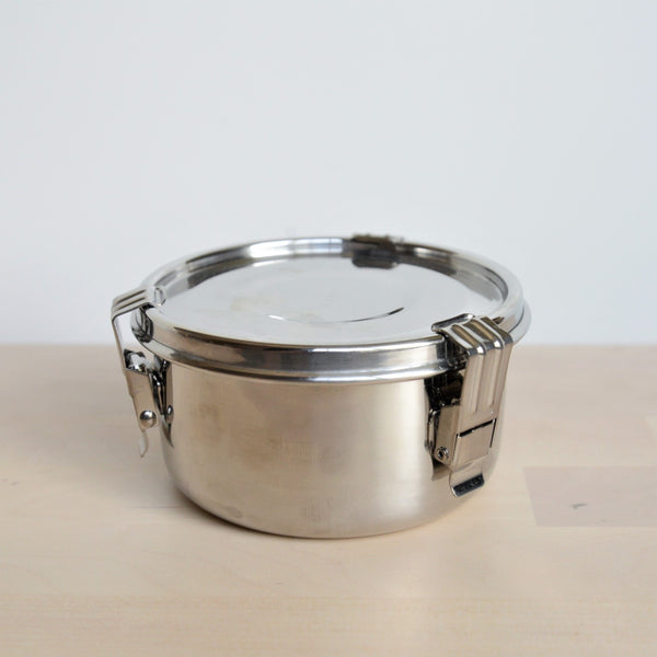Airtight Stainless Steel Container