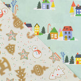 Eco Gift Wrap - Home/Christmas Cookies