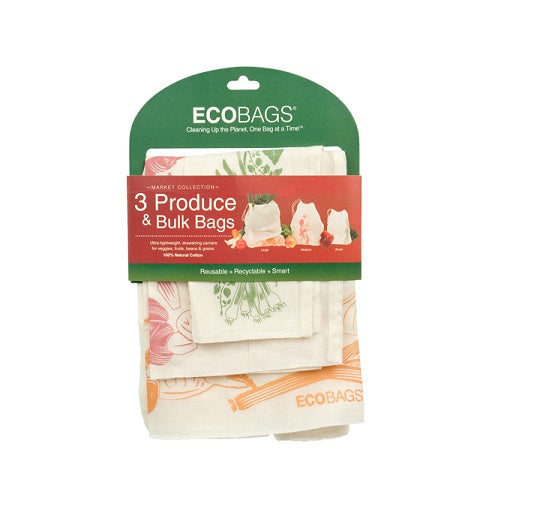 Set of 3 Produce Bags