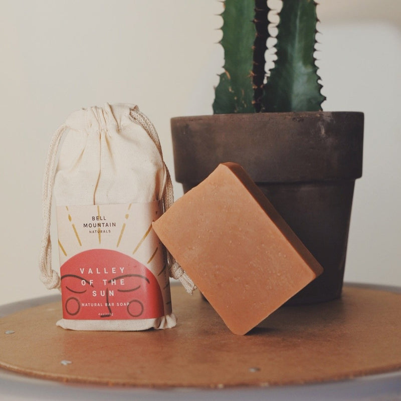 Valley of the Sun Bar Soap