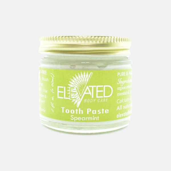 Elevated Toothpaste