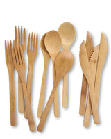 Bamboo Cutlery Set - Plastic Free Pursuit