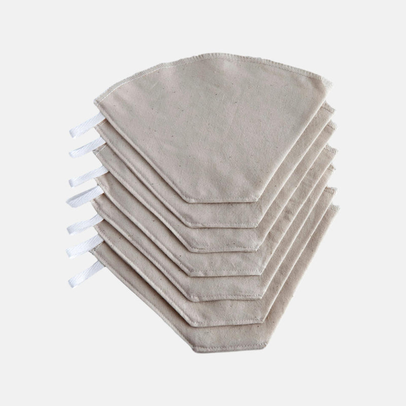Cotton Coffee Filter (Set of 3)