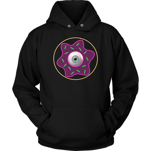 EYE SEE YOU Doughnut Reticle Sweatshirt