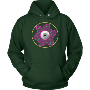 EYESEEYOU Doughnut Reticle Sweatshirt with iDupe4u Sprinkles