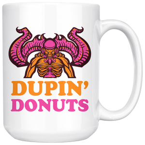Dupin' Donuts Hot Beverage Mug
