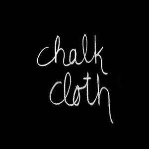 Oilcloth  Black Chalk - (Hire Only)