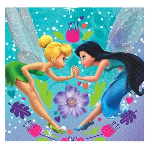 Tinkerbell Napkins