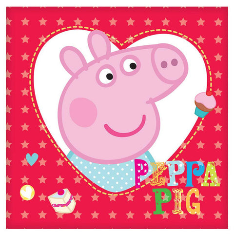 Peppa Pig Napkin (Large)