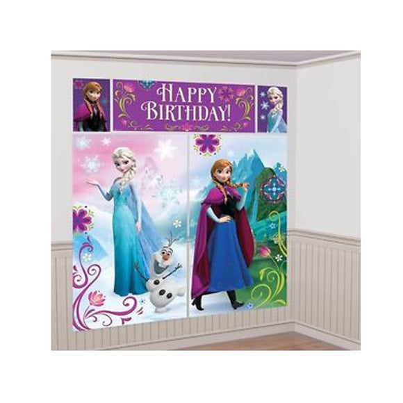 Frozen Wall Decorating Kit.