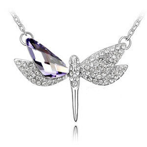 Flying Dragonfly Jewelers Signature Necklace