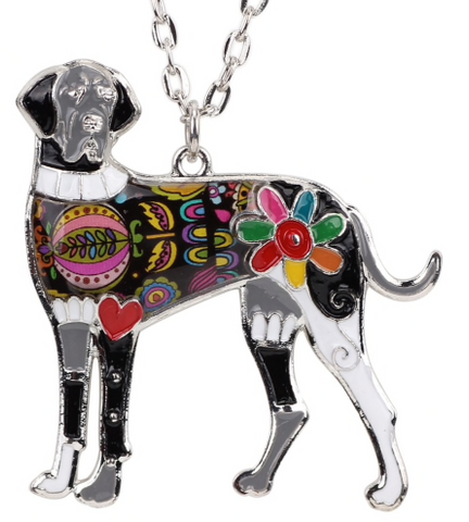 Best In Show Collection Great Dane Pendant Necklace