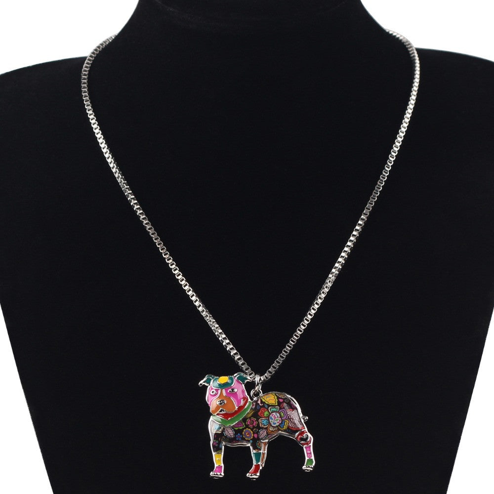 Best in show collection pit bull pendant necklace best in show collection pit bull pendant necklace aloadofball Gallery