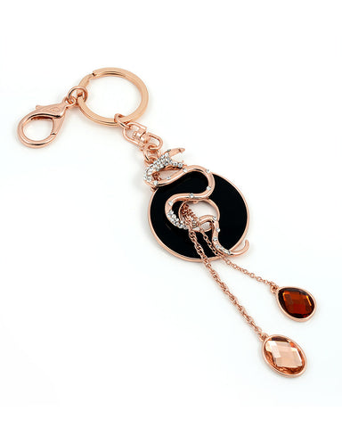 Swarovski Elements Crystal Key Chain