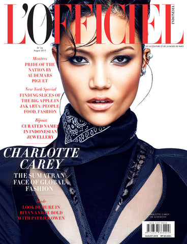 L'officiel Indonesia House of Gravity