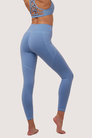 Gravity Tights | Blue Sapphire - House of Gravity