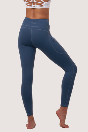 Basic Gravity Tights | Blue Moonstone - House of Gravity
