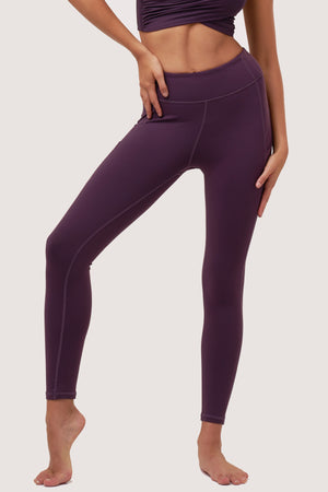 Basic Gravity Tights | Purple Amethyst - House of Gravity